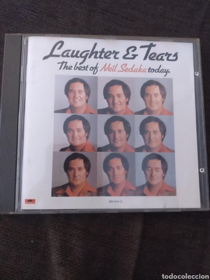 LAUGHTER & TEARS. THE BEST OF NEIL SEDAKA TODAY. EDICIÓN POLYDOR (Música - CD's Melódica )