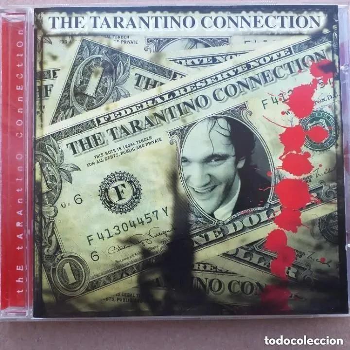 VARIOS - TARANTINO CONNECTION (CD) (Música - CD's Bandas Sonoras)