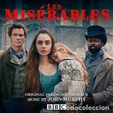 CDs de Música: LES MISÉRABLES MÚSICA COMPUESTA POR JOHN MURPHY. Lote 288186313