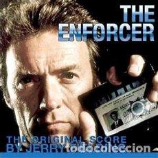 CDs de Música: HARRY EL EJECUTOR - THE ENFORCER MÚSICA COMPUESTA POR JERRY FIELDING. Lote 288187588