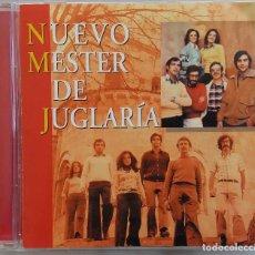 CDs de Música: NUEVO MESTER DE JUGLARIA. JOTA DEL QUE SI QUE. JOTAS SEGOVIANES... CD 2004. Lote 288190278