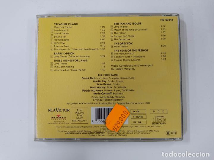 CDs de Música: THE CHIEFTAINS. REEL MUSIC. CD. TDKCD60 - Foto 3 - 288195828