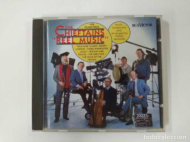 THE CHIEFTAINS. REEL MUSIC. CD. TDKCD60 (Música - CD's Country y Folk)