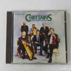 CDs de Música: THE CHIEFTAINS REEL MUSIC. CELEBRATION. CD. TDKCD60. Lote 288195948