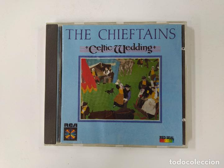 THE CHIEFTAINS. - CELTIC WEDDING. CD. TDKCD60 (Música - CD's Country y Folk)