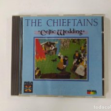 CDs de Música: THE CHIEFTAINS. - CELTIC WEDDING. CD. TDKCD60. Lote 288196138