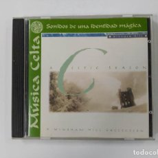 CDs de Música: A CELTIC SEASON - A WINDHAM HILL COLLECTION. CD. TDKCD60. Lote 288196633