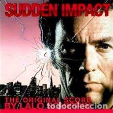 CDs de Música: IMPACTO SÚBITO - SUDDEN IMPACT MÚSICA COMPUESTA POR LALO SCHIFRIN. Lote 288197153