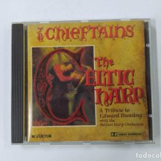 CDs de Música: THE CHIEFTAINS - THE CELTIC HARP: A TRIBUTE TO EDWARD BUNTING. CD. TDKCD61. Lote 288201463