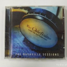 CDs de Música: THE CHIEFTAINS - DOWN THE OLD PLANK ROAD (THE NASHVILLE SESSIONS). CD. TDKCD61. Lote 288201583