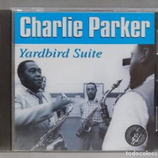 CDs de Música: CD. CHARLIE PARKER. YARDBIRD SUITE. Lote 288207243