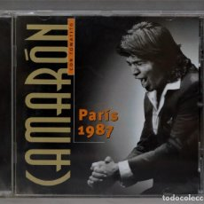 CDs de Música: CD. CAMARON. PARIS. 1987. Lote 288207498