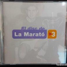 CDs de Música: EL DISC DE LA MARATÓ DE TV3 - 2005 / 16 TEMAS / IMPECABLE. Lote 288319938