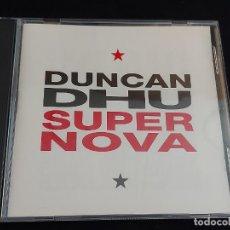 CDs de Música: DUNCAN DHU / SUPER NOVA / CD - GASA-1991 / 11 TEMAS / BUENA CALIDAD.. Lote 288323318