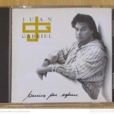 CDs de Música: JUAN GABRIEL (GRACIAS POR ESPERAR) CD 1994. Lote 288323838