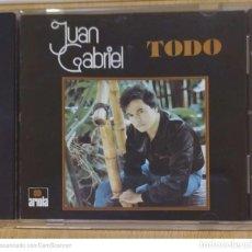 CDs de Música: JUAN GABRIEL (TODO) CD 1993 USA. Lote 288323943