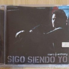 CDs de Música: MARC ANTHONY (SIGO SIENDO YO) CD 2006 ARGENTINA - JENNIFER LOPEZ. Lote 288325098