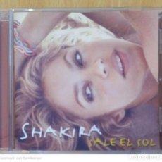 CDs de Música: SHAKIRA (SALE EL SOL) CD 2010. Lote 288325228