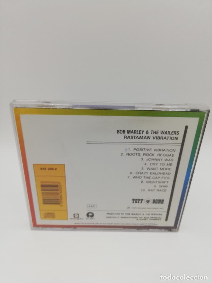 CDs de Música: BOB MARLEY & THE WAILERS 3 CDS - Foto 5 - 288357658
