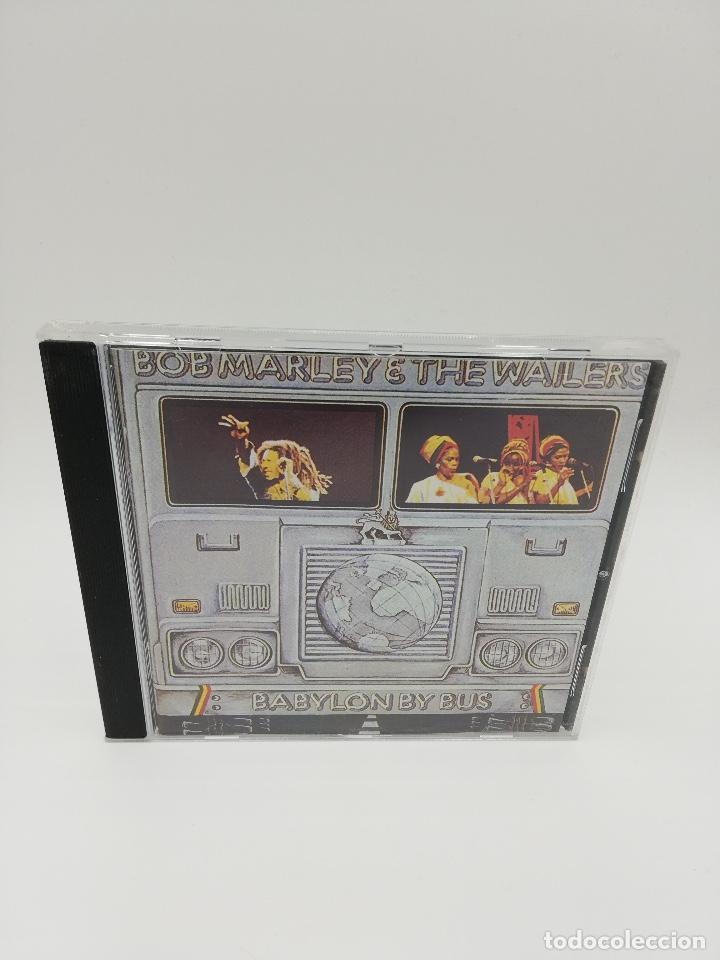 CDs de Música: BOB MARLEY & THE WAILERS 3 CDS - Foto 7 - 288357658