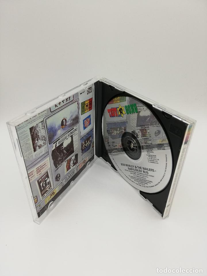 CDs de Música: BOB MARLEY & THE WAILERS 3 CDS - Foto 9 - 288357658