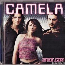 CDs de Música: CAMELA AMOR.COM CD. Lote 288358928