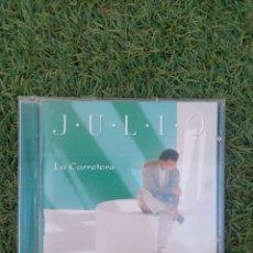 """CDs de Música: CD JULIO IGLESIAS """"LA CARRETERA """" EDICIÓN USA. Lote 288373398"""