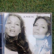 """CDs de Música: CD AZUCAR MORENO """" AMEN """" EDICIÓN MEXICANA. Lote 288374453"""