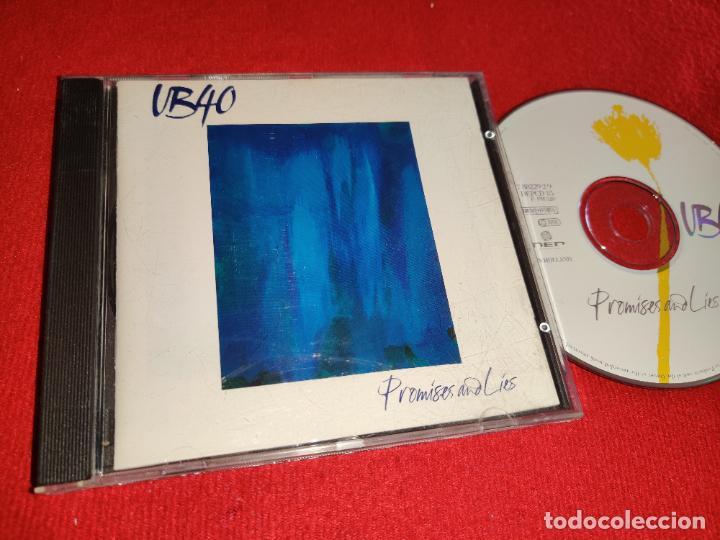 UB40 PROMISES AND LIES CD 1993 VIRGIN HOLLAND REGGAE SKA (Música - CD's Reggae)