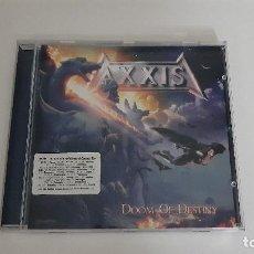 CDs de Música: 0921- AXXIS - DOOM OF DESTINY // CD. Lote 288401588