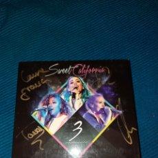 CDs de Música: SWEET CALIFORNIA 3 , TOUR EDICIÓN, 2 CDS + 1DVD. Lote 288402433