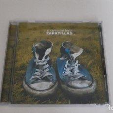 CDs de Música: 0921- EL CANTO DEL LOCO - ZAPATILLAS// CD. Lote 288403713
