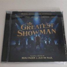 CDs de Música: 0921- VARIOUS, BENJ PASEK, JUSTIN PAUL - THE GREATEST SHOWMAN (ORIGINAL MOTION PICTURE SOUN// CD. Lote 288404108