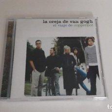 CDs de Música: 0921- LA OREJA DE VAN GOGH - EL VIAJE DE COPPERPOT // CD. Lote 288404548