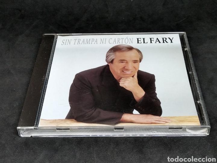 EL FARY - SIN TRAMPA NI CARTÓN - CD - 2000 - DISCO VERIFICADO (Música - CD's Flamenco, Canción española y Cuplé)