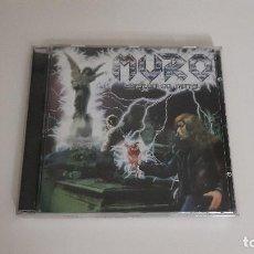 CDs de Música: 0921- MURO - CORAZÓN DE METAL // CD. Lote 288407058