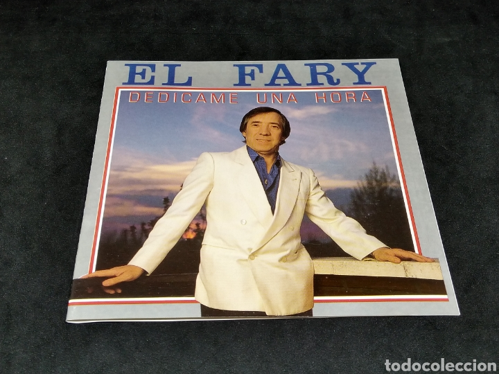 CDs de Música: EL FARY - DEDÍCAME UNA HORA - CD - 1990 - DISCO VERIFICADO - Foto 3 - 288407288