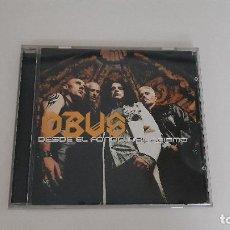 CDs de Música: 0921- OBUS - DESDE EL FONDO DEL ABISMO // CD. Lote 288407338