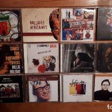 CDs de Música: LOTE 49 CDS + 5 DVDS MUSICALES - LOS DE LAS FOTOS - ENVÍO CERTIFICADO 7 EUROS. Lote 288408928