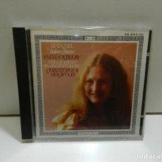 CD de Música: DISCO CD. HANDEL – ITALIAN CANTATAS. COMPACT DISC.. Lote 288441808