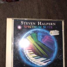 CDs de Música: STEVEN HALPERN. SPECTRUM SUITE. EDICIÓN DE 1988. RARA. Lote 288453743