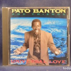 CDs de Música: PATO BANTON AND FRIENDS - UNIVERSAL LOVE - CD. Lote 288458658