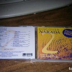 CDs de Música: VARIOS ARTISTAS - DISCOVER NARADA 2. Lote 288459688