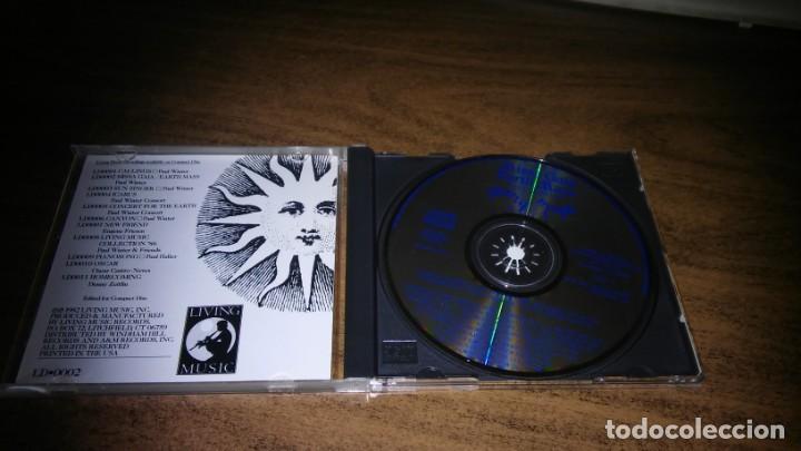 CDs de Música: PAUL WINTER - MISSA GAIA - EARTH MASS - Foto 2 - 288467118