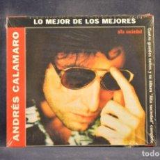CDs de Música: ANDRÉS CALAMARO - ALTA SOCIEDAD (+ 4 GRANDES ÉXITOS) - CD. Lote 288470688