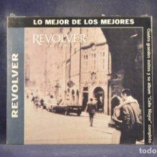 CDs de Música: REVOLVER - CALLE MAYOR (+ 4 GRANDES ÉXITOS) - CD. Lote 288473753