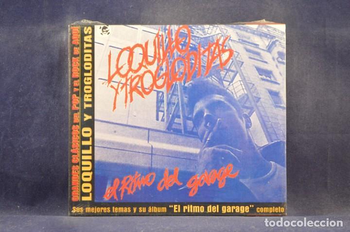 LOQUILLO Y TROGLODITAS - EL RITMO DEL GARGE (+ 4 GRANDES ÉXITOS) - CD (Música - CD's Rock)
