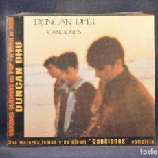 CDs de Música: DUNCAN DHU - CANCIONES (+ 4 GRANDES ÉXITOS) - CD. Lote 288477758