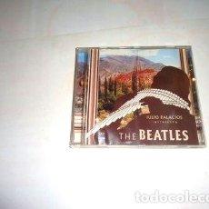 CDs de Música: CD JULIO PALACIOS JULIO PALACIOS INTERPRETA THE BEATLES. Lote 288494098
