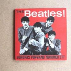 CDs de Música: BEATLES EUROPAS POPBAND - CD. Lote 288502223